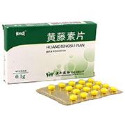 云南植物 黄藤素片