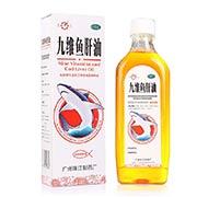 珠江 九维鱼肝油
