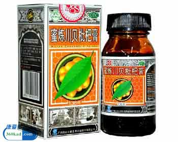 潘高壽 蜜煉川貝枇杷膏價格是多少