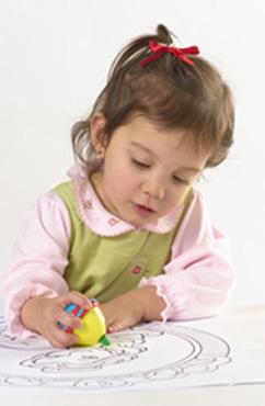 宝宝学画画有什么好处呢