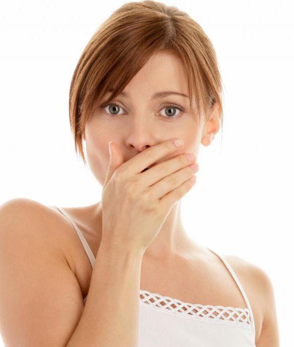 扁桃体炎会引起口臭怎么治疗 还要注意什么