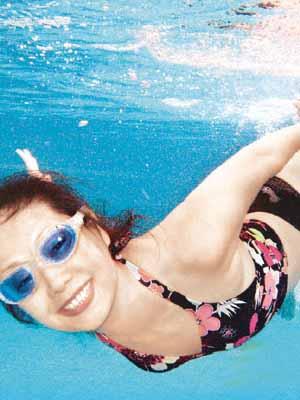 游泳运动减肥计划怎么拟定
