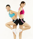 郑多燕减肥操,伸展动作减脂肪最有效