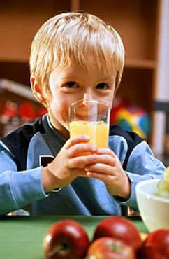 儿童减肥法 告别小胖墩