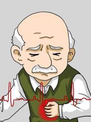 冠心病有什么症状? 三大症状教你辨