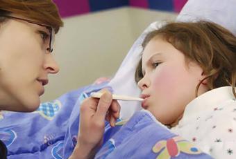 儿童肺炎的早期症状是什么呢