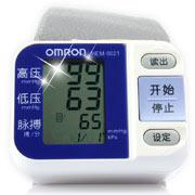 欧姆龙 电子血压计HEM-6021