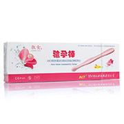 淑女 人绒毛膜促性腺激素检测试纸验孕棒HCG-D05(红山茶系列)