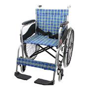 鱼跃 手动轮椅车(钢管基本型) H050