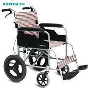 康扬手动铝合金轮椅KM-1502 F14