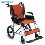 康扬手动铝合金轮椅KM-2500超轻量