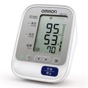欧姆龙电子血压计上臂式HEM-7130家用血压计
