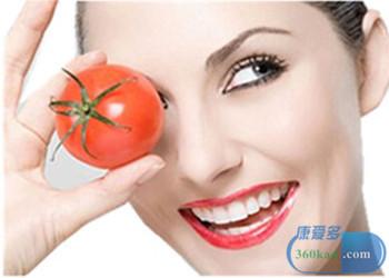 用什么水果敷脸可以美白呢