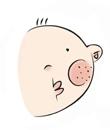 50天的宝宝脸上长湿疹怎么办